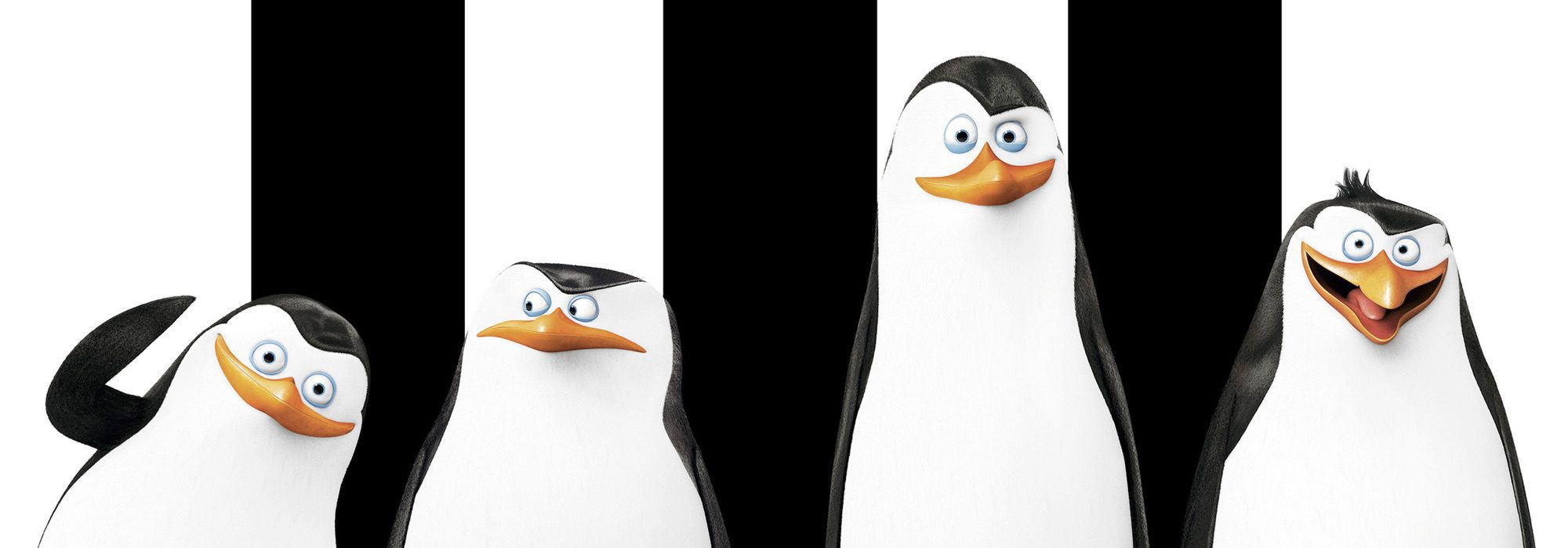 Los Pingüinos De Madagascar Serie Tv Formulatv