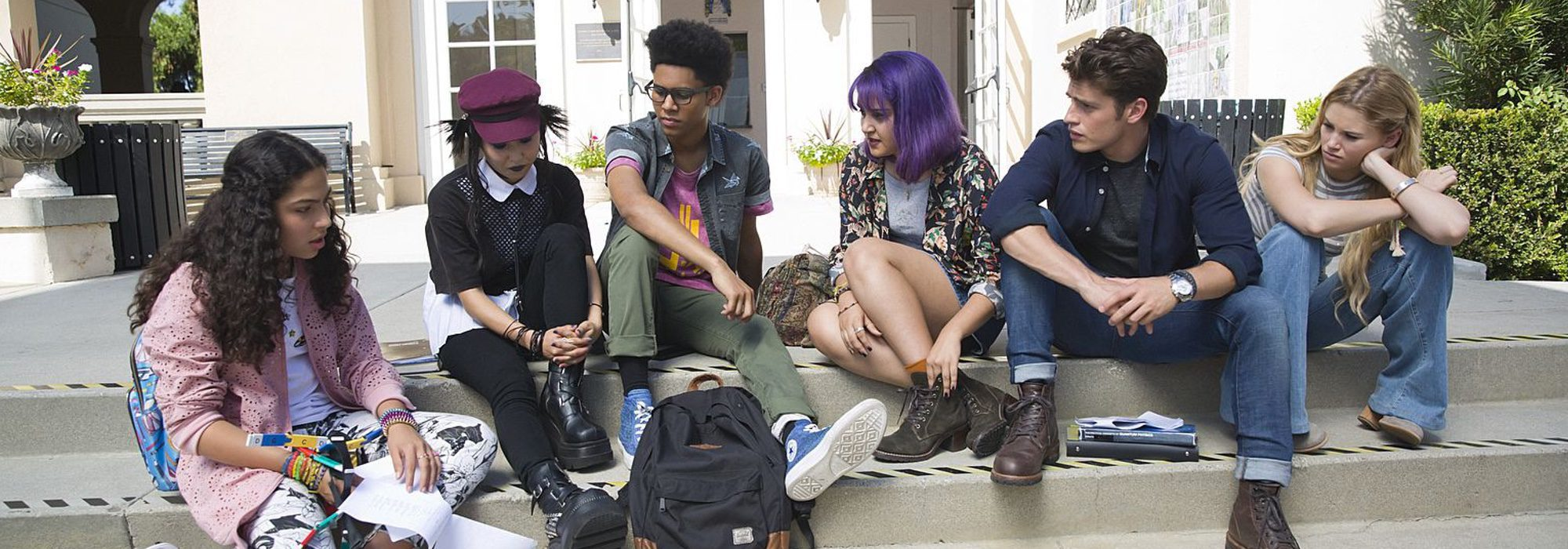 The Marvel's RUNAWAYS
