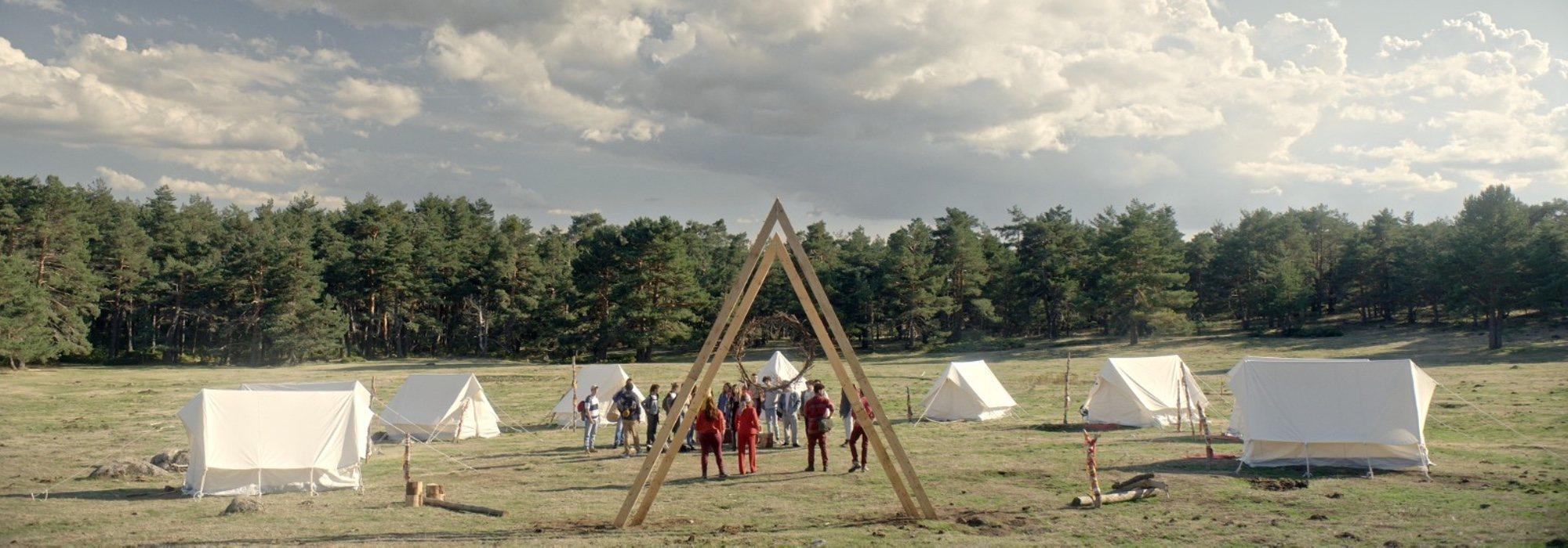 Campamento Albanta