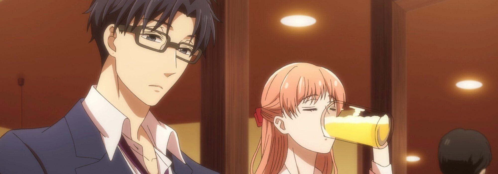 Wotakoi: Qué difícil es el amor para un otaku