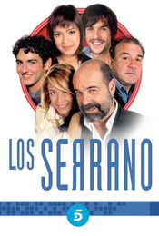 Cartel de Los Serrano
