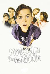 Cartel de Malcolm in the middle