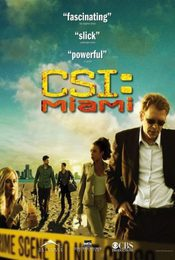 Cartel de CSI: Miami
