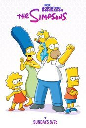 Cartel de Los Simpson