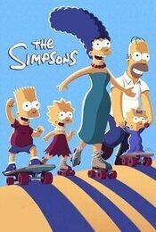 Cartel de Los Simpson