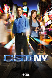 Cartel de CSI: NY