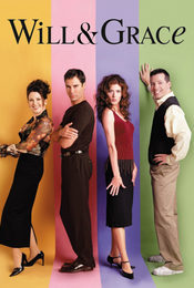 Cartel de Will & Grace