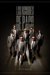 Cartel de Los hombres de Paco