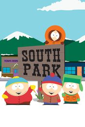 Cartel de South Park