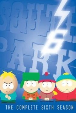Capítulo 6x12 South Park Temporada 6 La Escalera Al Cielo