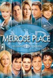 Cartel de Melrose Place