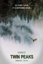 Cartel de Twin Peaks