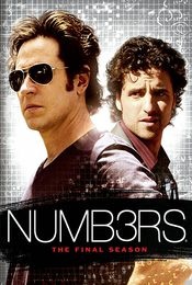 Cartel de Numb3rs