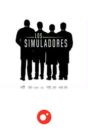 Cartel de Los simuladores