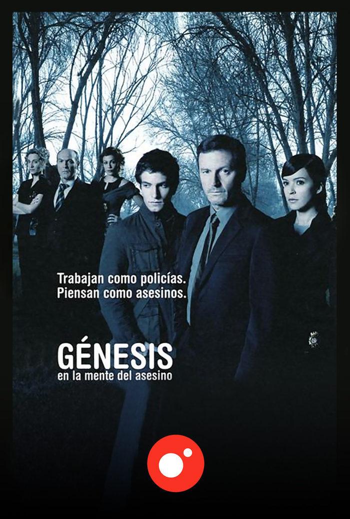 Capítulos Génesis, en la mente del asesino: Todos los episodios