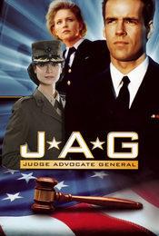 Cartel de JAG