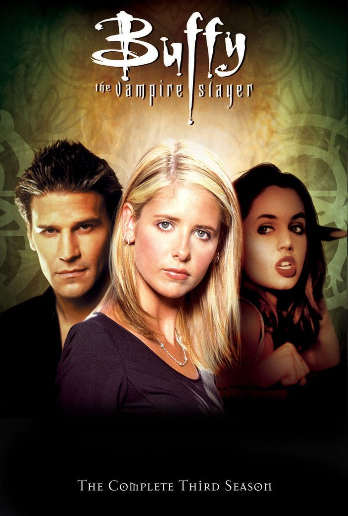Buffy La Cazavampiros Temporadas 1-5  Audio Latino