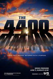 Cartel de Los 4400