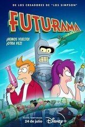 Cartel de Futurama