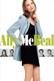 Cartel de Ally McBeal