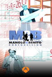 Cartel de Manolo y Benito Corporeision