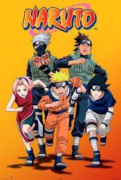 Cartel de Naruto