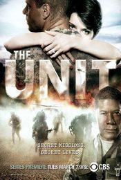 Cartel de The Unit