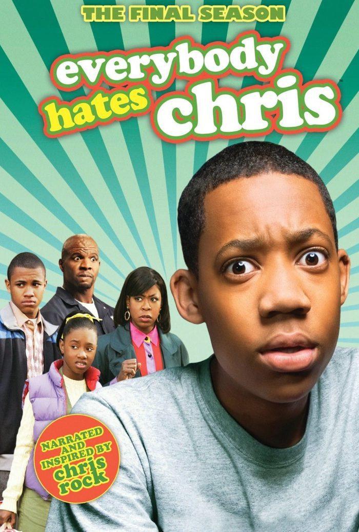 Todo el mundo odia a Chris. Serie TV - FormulaTV