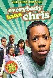Cartel de Todo el mundo odia a Chris