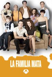 Cartel de La familia Mata