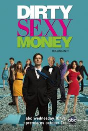 Cartel de Dirty Sexy Money