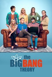 Cartel de The Big Bang Theory