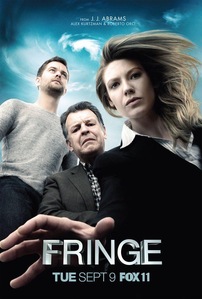 Sobre la 4ª temporada... - Foros Fringe