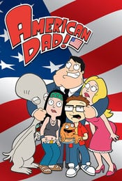 Cartel de American Dad!
