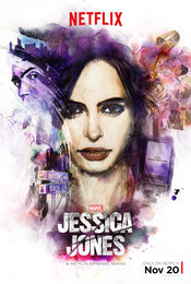 Cartel de Jessica Jones