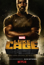 Cartel de Luke Cage