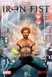 Cartel de Iron Fist
