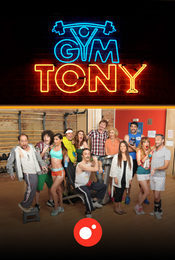 Cartel de Gym Tony
