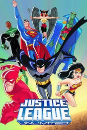 Cartel de La liga de la justicia