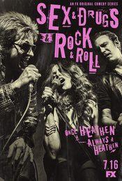 Cartel de Sex&Drugs&Rock&Roll