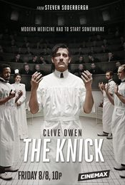 Cartel de The Knick