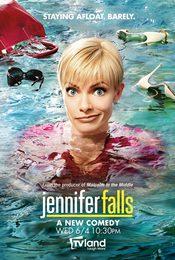 Cartel de Jennifer Falls