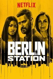 Cartel de Berlin Station