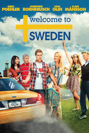 Cartel de Welcome to Sweden