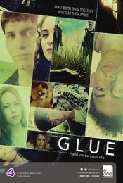 Cartel de Glue