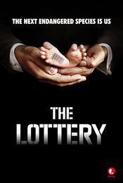 Cartel de The Lottery