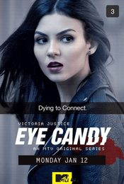 Cartel de Eye Candy