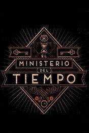 Cartel de El Ministerio del Tiempo