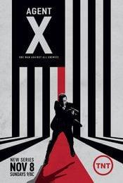 Cartel de Agent X