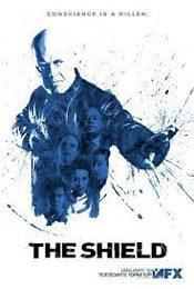 Cartel de The Shield